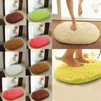 best flooring bathroom - Best Price Best Promotion Absorbent Soft Fluffy Carpet Bathroom Floor Shower Mat Carpet Non Slip For Kitchen Bathroom Supply