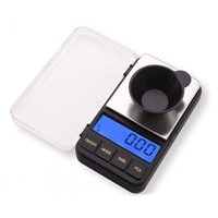 Wholesale Multiple Weighing Units g g Pocket Digital Scale Weight Scale with Backlight LCD Screen Tray for Diamond Jewelry