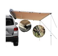 Wholesale Car Awning Roof Top Car Side Tent Outdoor Tent Camper Trailer Camping Pull Out WD Car shelter For travel