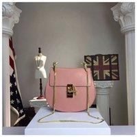 amber interiors - Fashion Mini Lock Chain Bag Cow Leather Flap Bag cm Color Famous Luxury Brand Women Genuine Leather Handbag Original Quality Amber