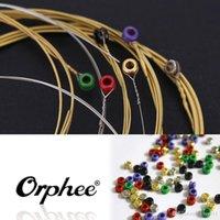 Wholesale Orphee TX620 Acoustic Folk Guitar String Set Good Quality Phosphor Bronze String Set Extra Light Tension