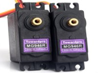 antenna manual - 2pcs Digital Mode MG946R Servo Metal Gear For Model Aircraft Remote Control Cars gear switch metal gear manual