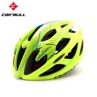 Wholesale CAIRBULL New Brand Sport Bicycle Cycling Helmet Ultralight IN MOLD Road Mountain Multi Colors MTB PC EPS Bike Helmet