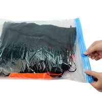 Wholesale Vacuum storage bag traveling compression bags clothes holding special sealed bag finishing package travel package for bedroom storage