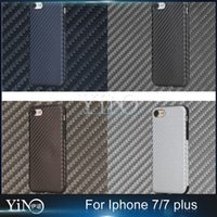 apple origins - ROCK Case Origin Series Carbon Fiber Textured Soft TPU Back Cover With Metal Plate For Iphone