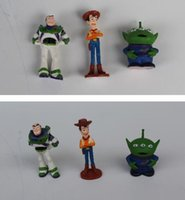 action stories - Toy Story Action Figures Toy Story doll anime figures children s toys doll children s toys Gifts cm
