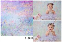 beautiful photography - P5x6 ft x200cm DZ Photography Backdrops Spring comes flowers bloom colorful beautiful Kids Lovely Photography BackDrops S1205
