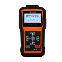 battery decoder - Foxwell NT1001 Car TPMS System Diagnostic Tool OBD2 Universal TPMS Sensor Decoder Car Battery Tester Sensor ID