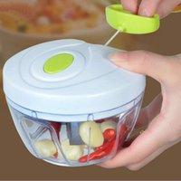 best food slicer - Best Quality And Safe Kitchen Spiral Slicer Food Chopper Dicer Meat Fruit Cutter Mixer Salad Crusher For Garlic Ginger Chili