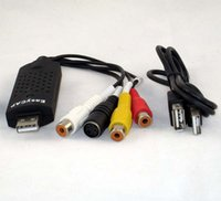 audi collection - Chip EasyCAP USB video collection three great acquisition card with audio WIN7 all the way