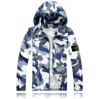 Wholesale 2016 Spring and Autumn new men island Korean Slim camouflage STONE jacket men trend island jacket male clothes
