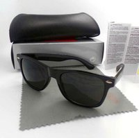 best sunglasses protection - best selling Brand Designer Fashion Men Sunglasses UV Protection Outdoor Sport Vintage Women Sun glasses Retro Eyewear With box and cases