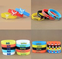 Wholesale 2016 Brand Silicone Bracelets Cute Cartoon Design Smooth Feel Anti fatigue High Quality In Stock Factory Outlet