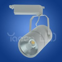 Wholesale Factory Sale LED COB Track Light W30W Equal W Halogen Lamp for Clothing Shop V V V V V optional