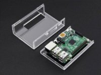 acrylic sheet cut - Raspberry pi model b case manufacture by laser cutting pieces Transparent acrylic sheets