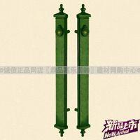 aluminum door pulls - Goodlink topsystem copper copper aluminum alloy door handle lock push pull door handle antique HK ACU