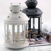 Wholesale Romantic candle Taiwan incense lamp ornaments European retro IKEA Luotela chandelier cover