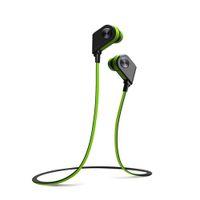 bass magnet - 100 New V8 Bluetooth V4 Headset Wireless Headphones Sports Stereo Earphone Smart Magnet Switch Bass Earbuds Pk kuwo k1