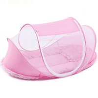 baby bed mosquito net - Newv baby bed mosquito net Baby mosquito net baby infant children mosquito net baby bed pad pillow portable folding baby mosquito net bed