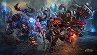 art grave - 0115 League of Legends LOL Team Graves Art Silk Poster x36inch