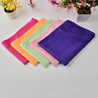 Wholesale Many Color Microfiber Cloths Tea Towel For Table Cloth
