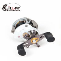 Wholesale ILURE The Special Grips Reel Left Right Hand Fishing Reel drop shipping