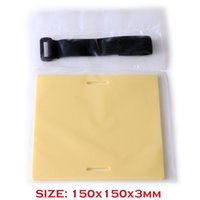 Wholesale Solong Tattoo High Quality Silicone Double Sides x150x3mm Blank Tattoo Practice Skins Small Size with Arm Leg