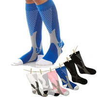 Wholesale Sports Medical Graduated Compression Performance Training and Recovery Sockings
