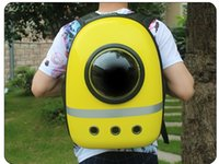 backpack travel europe - BrandnewPet Dog Cat Puppy Carrier Traveler Bubble Backpack Travel Shoulder Bag Dog Carrier Travel Sling Bag Pet Backpack for Small Dogs Cats