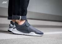 athletic shoe factory - Factory Outlet Originals Running Shoes Sneakers Sock Dart ID Walking Shoes Men Athletic Outdoor Trainers Walking Casual Shoes