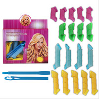 magic set - High Speed Change MAGIC LEVERAG Perm unimaginably Hair Rollers Hair Curlers DIY Hair Styling Tools pc Set