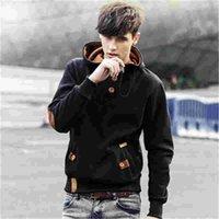Wholesale Mens Coat Slim Personalized Hat Design Hoodies Sweatshirts Jacket Sweater Assassins Creed Size Plus Size Hot Sale