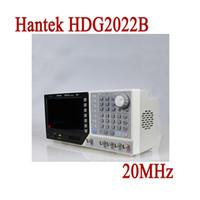 Wholesale DDS Signal Generator Hantek HDG2022B CH MHz MSa s DMM function Arbitrary Waveform Signal Generators M Memory Depth