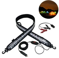 Wholesale New arrival mm waterproof V DC led camping flexible light strip for caravan awning tent