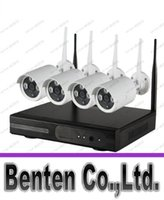 Wholesale 4ch Hd Wireless Nvr Kits Waterproof p Wifi Ip Ballet Camera Support P2p Plug And Play Cctv Security Camera System From Hdcctvsystem LLFA
