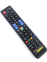 Wholesale 1pcs For Samsung Universal Replacement Remote Control Fit PLASMA LCD LED HDTV TV AA59