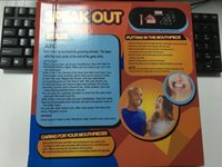 Wholesale New Hot Speak Out Game KTV party game cards for party Christmas gift newest best selling toy DHL free