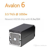 Wholesale Bitcoin Miner Avalon TH Asic Miner GH Newest Btc Miner Better Than Antminer S5 not new one but had in stock not new