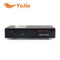 Wholesale Genuine Zgemma Star S Satellite Receiver with Two DVB S2 Tuner Enigma2 Linux System Zgemma star S Twin Tuner IPTV Box order lt no