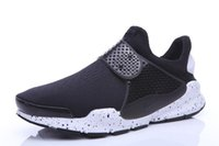 Wholesale Breathable Sock Dart SP Fragment Running Shoes Men Women High Quality Authentic Sneakers Cheap Walking black Sports Shoes Size
