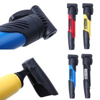 Wholesale Lightweight Mini Bicycle Air Pump Portable MTB Bike Cycling Tyre Tire Inflator