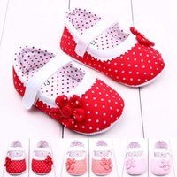 baby crib shoes - Anna Kaci Flower Baby Shoes Soft Sole Toddler Crib Shoes M Pink Size Small