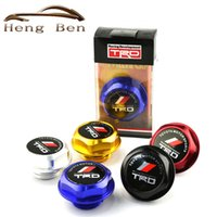 aluminum anodizing tank - TRD Racing Neo Chrome Anodizing Aluminum Oil Tank Cap Cover Forged Billet Oil Cap For Toyota