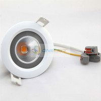 Wholesale New Arrival W Driverless Dimmable led downlight cob W dimming LED Spot light led ceiling lamp