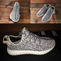 best professional shoes - Best Quality Kanye West Boost Sports Running Shoes Pirate Black Moonrock Oxford Tan Training Shoes Men Shoes Women Professional Shoes