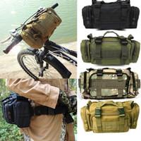 backpackers inn - backpackers inn Utility P Military Tactical Duffle Waist Bags Tactical Molle Assault Backpack HW03004 backpackers inn