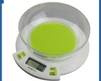 Wholesale 3000g x g Digital kitchen Scale food cake Weight Electronic Balance Scale g oz ct gn