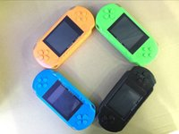 Wholesale Hot selling handheld game player PXP3 color screen popular handheld games cheap game player JBD PXP3 Freeshipping
