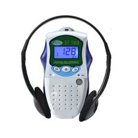 Wholesale CE certification baby fetal doppler detect baby heart rate baby monitor professional medical machine BF B BF