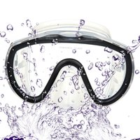 Wholesale Swimming Goggles Adult Scuba Diving Mask Snorkeling Diving Glass High Quality Equipment Toughened Tempered Glass